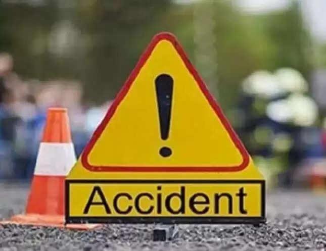 Haryana Roadways Bus Accident : चंडीगढ़ जा रही हरियाणा रोडवेज की पलटी बस, 22 सवारियां घायल