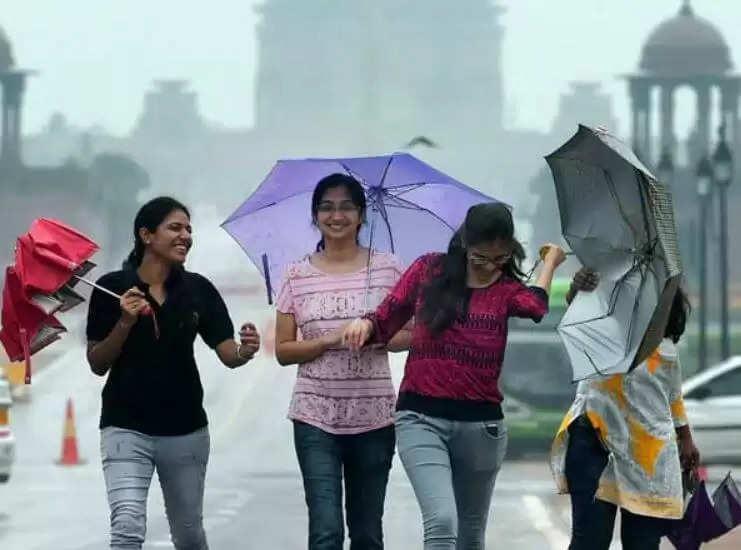 Haryana Rains Tomorrow : हरियाणा में कल बदलेगा मौसम, इन इलाकों में भारी बारिश की संभावना
