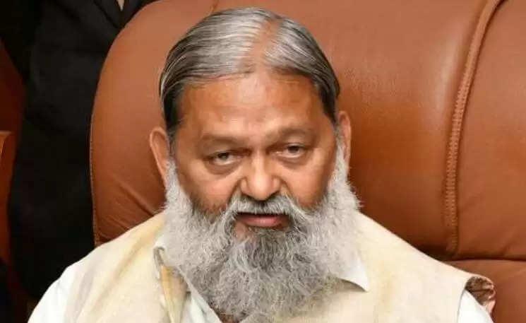 Anil Vij Security: हरियाणा में गृह मंत्री अनिल विज की सुरक्षा बढ़ाने की उठी मांग, जानिये पूरा मामला