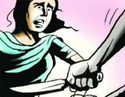 Vaishali Today News : पत्नी गुस्से में चली गई मायके, फिर पति ने पुलिस के सामने रेत दिया गला