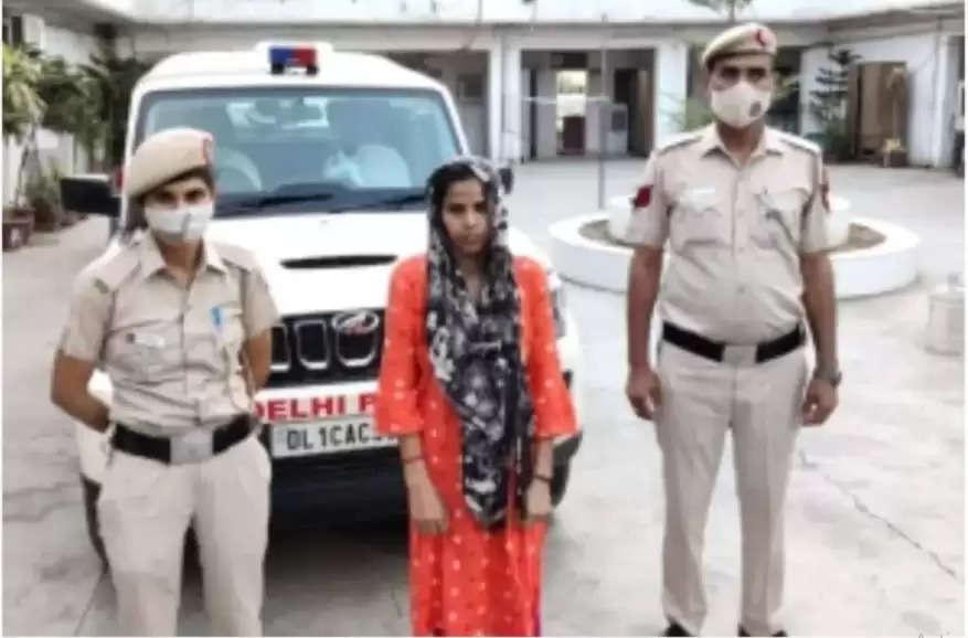Delhi News : 16 साल की उम्र में हुई शादी, फिर पति को फंसाने के लिए फिर उठाया ये कदम