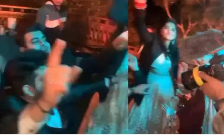 Marriage News : ससुराल में दुल्हन का हुआ शानदार स्वागत, वायरल हुआ वीडियो