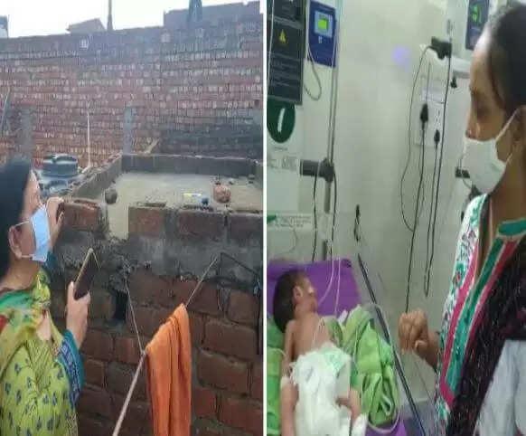 Yamunanagar Today News : कुंवारी युवती ने दिया बच्चे को जन्म, फिर की ऐसी क्रुरता