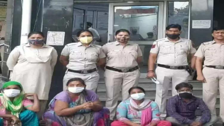 Missing Child New Delhi : बच्चा चोर गिरोह हुआ सक्रिय, पुलिस ने किया भंडाफोड़