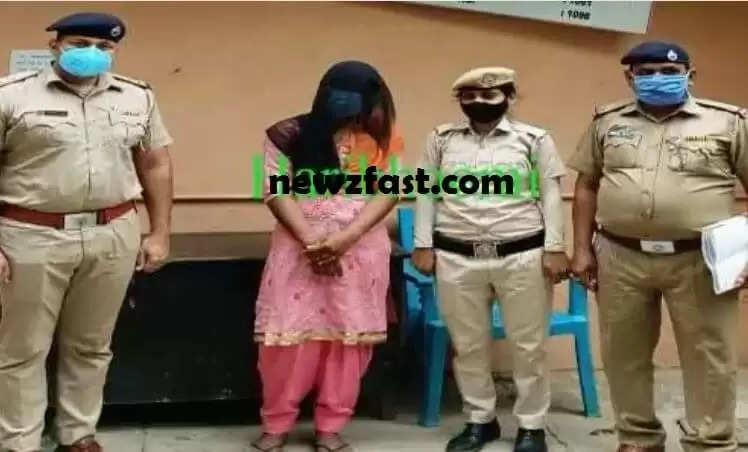 Faridabad Crime News : महिला को देवर से हुआ प्यार, पति बीच में आया तो जलाकर कर दिया खाक