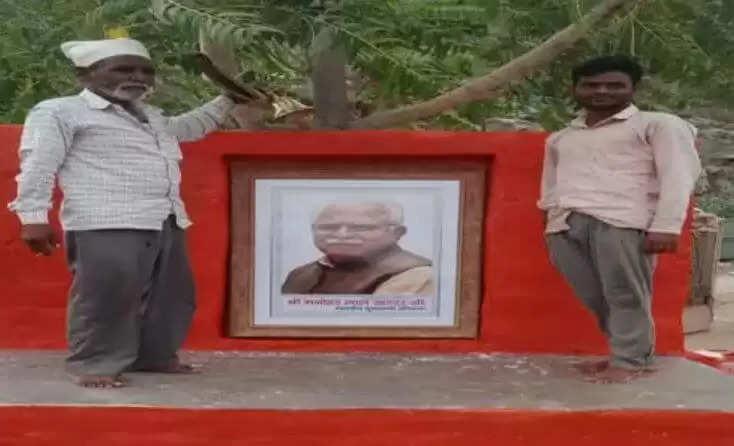 Haryana CM Temple : हरियाणा के मुख्यमंत्री का इस जिले में बना मंदिर, सुबह-शाम होती है पूजा