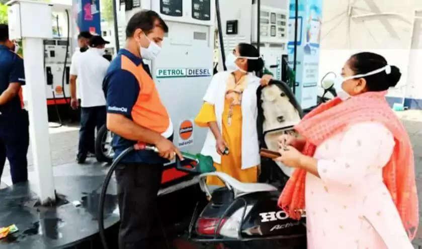 Today Petrol Diesel Price 22 August 2021 : रक्षा बंधन के दिन सस्ता हुआ पेट्रोल, जानिये अपने शहर के दाम