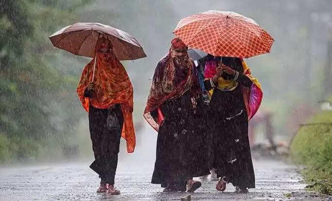 हरियाणा में मौसम विभाग की अलर्ट, किसानों को दी चेतावनी