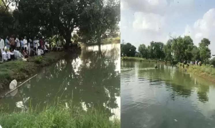 Rewari Today News : तलाब में डूबने से सैनिक की हुई मौत, लोगों ने कर दिया रोड जाम
