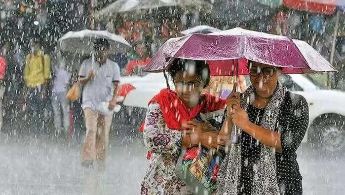 Baris Kab Hogi :आज गर्मी से मिलेगी निजात, हरियाणा के इन जिलों में होने वाली है भारी बारिश