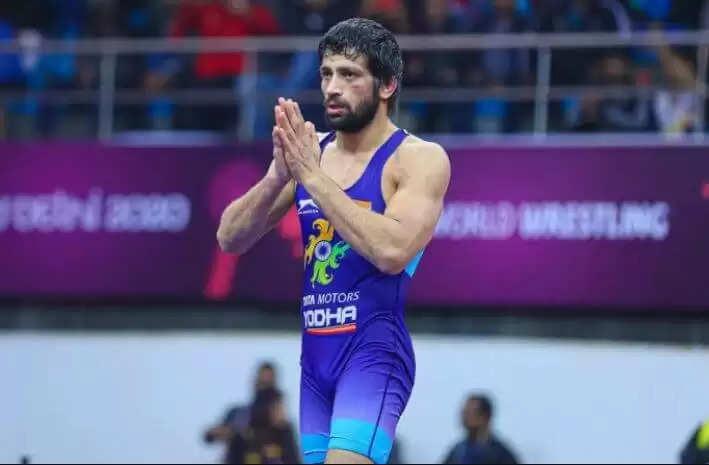 Ravi Dahiya Tokyo Olympics 2020 :रवि दहिया ने देश को दिलाया सिल्वर मेडल, हाथ पर चोट लगने के बाद भी नहीं मानी हार