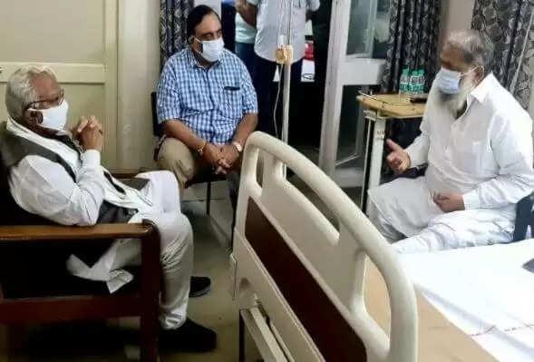 Anil Vij Health News : हरियाणा गृह मंत्री अनिल विज की बिगड़ी तबीयत, चंडिगढ़ हुए भर्ती